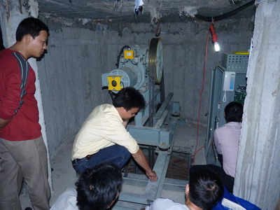 Quy trình kiểm định thang máy