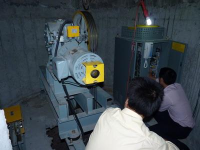 Kiểm định thang máy tại Thiên Đường Bảo Sơn