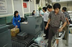 Kiểm định, hiệu chuẩn cân hành lý Sân Bay Nội Bài