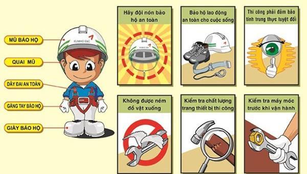 Trang bị những kỹ năng lao động cần thiết với khóa huấn luyện an toàn làm việc trên cao