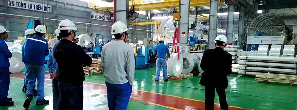 Vai trò của các dịch vụ kiểm định an toàn thiết bị công nghiệp