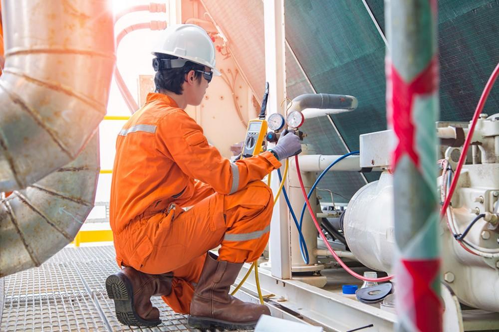 Hướng dẫn cách kiểm định máy nén khí an toàn