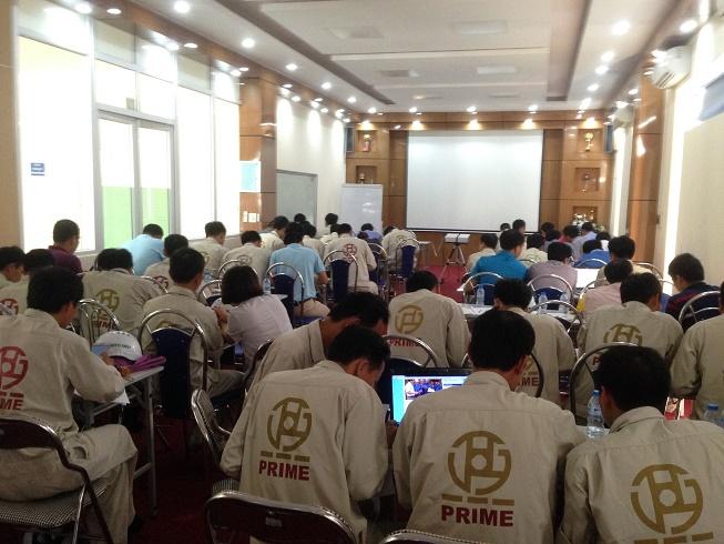 Chương trình huấn luyện an toàn lao động